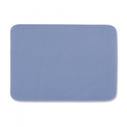 Perlen Matte 23x30cm Beadalon Light Blue