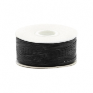 Nymo Wire 0.3mm Beadalon Black