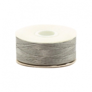 Nymo Wire 0.3mm Beadalon Grey