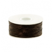 Nymo Wire 0.3mm Beadalon Brown
