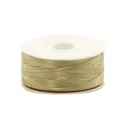 Nymo Wire 0.3mm Beadalon Sand Beige