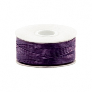 Nymo Wire 0.3mm Beadalon Amethyst Purple