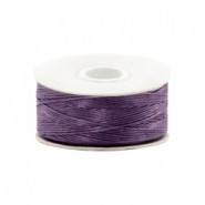 Nymo Wire 0.3mm Beadalon Lilac Purple