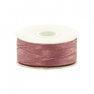 Nymo Wire 0.3mm Beadalon Dusty Mauve