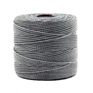 Nylon S-Lon Kordel 0.6mm Grey