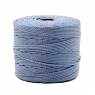 Nylon S-Lon Kordel 0.6mm Pale blue