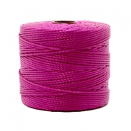 Nylon S-Lon Kordel 0.6mm Magenta purple