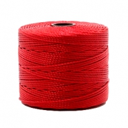 Nylon S-Lon Kordel 0.6mm Shanghai red