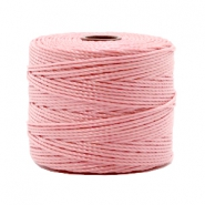 Nylon S-Lon Kordel 0.6mm Vintage rose