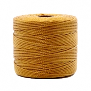 Nylon S-Lon Kordel 0.6mm Golden brown