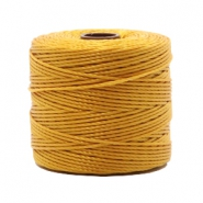 Nylon S-Lon Kordel 0.6mm Golden yellow