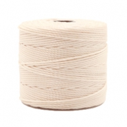 Nylon S-Lon Kordel 0.6mm Light beige