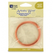 Artistic Wire 16 Gauge Bare copper