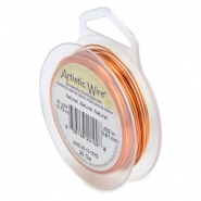 Artistic Wire 20 Gauge Natural copper