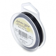 Artistic Wire 22 Gauge Black