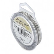 Artistic Wire 22 Gauge Stainless steel