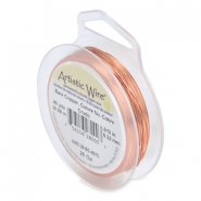Artistic Wire 28 Gauge Bare copper