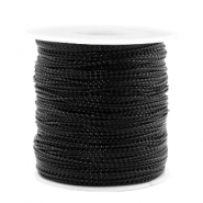 Trendy Kordel Metal Style Wire 0.5mm Black