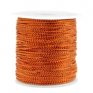 Trendy Kordel Metal Style Wire 0.5mm Rosegold