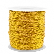 Trendy Kordel Metal Style Wire 0.5mm Gold