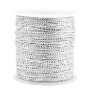 Trendy Kordel Metal Style Wire 0.5mm Silver