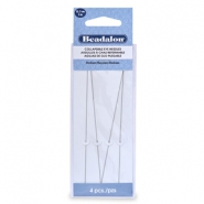 Reihnadel flexibel 12.7mm medium Beadalon Silber