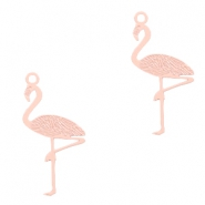 Anhänger Bohemian Flamingo Light pink