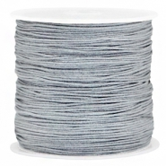Band Macramé 0.8mm Grey