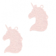 Anhänger Bohemian Unicorn Light pink