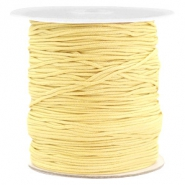 Band Macramé 1.0mm Biscotti gold