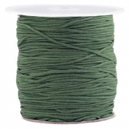 Band Macramé 1.0mm Fairway green