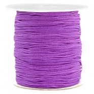 Band Macramé 1.0mm Soft grape purple