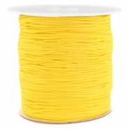 Band Macramé 1.0mm Soft sunflower yellow