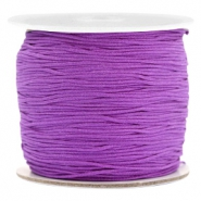 Band Macramé 0.7mm Soft grape purple