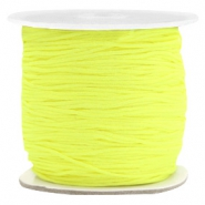 Band Macramé 0.7mm Fluor yellow