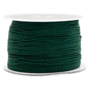 Band Macramé 0.5mm Dark leaf green