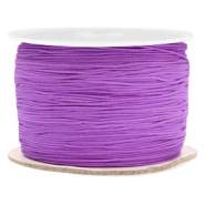 Band Macramé 0.5mm Soft grape purple