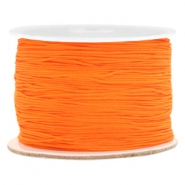 Band Macramé 0.5mm Orange