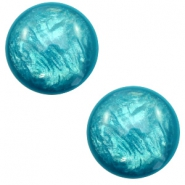 20 mm classic Polaris Elements Cabochon Lively Persian green