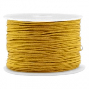 Band Macramé 1.0mm Mustard brown