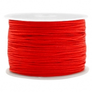 Band Macramé 1.0mm Candy red