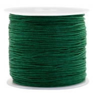 Band Macramé 0.8mm Atlantic deep green