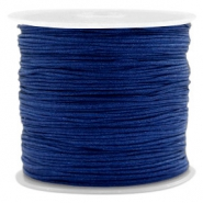 Band Macramé 0.8mm Denim blue