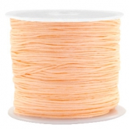 Band Macramé 0.8mm Apricot orange