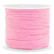 Band Macramé 0.8mm Dark pink