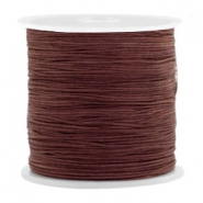 Band Macramé 0.5mm Tawny brown