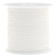Band Macramé 0.5mm White