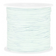 Band Macramé 0.8mm Light dusk blue