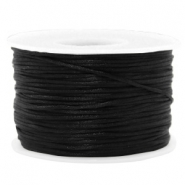 Band Macramé Satin 1.5mm Black