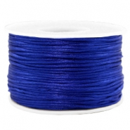 Band Macramé Satin 1.5mm Cobalt blue